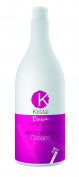Kristal Basic Line Almond Milk Cream 1500 ml