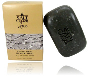 Salt Cellar All Natural Dead Sea Black Mud Soap 130ml
