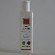 Honey Almond Daily Day and Night Face Herbal Moisturiser. An ultra rich face & skin moisturiser for normal & dry skin - 210ml