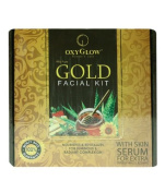 Oxy Glow Gold Facial Kit 165Gm SD - With Complementary Gifts!!