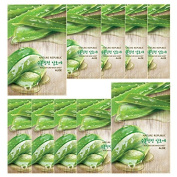 Nature Republic Real Nature Mask 10 Sheets for Skin Hydration