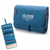 M Square Hanging Travel Toiletry Kit Cosmetic Bags for Men Women and Kids MS13140