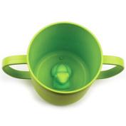 JJ Rabbit Cuppie, Lime Pop Frog, 240ml