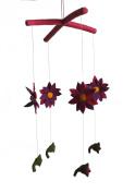Silk Road Bazaar Mobile, Bud and Flower/Multicoloured, 0-3 Years