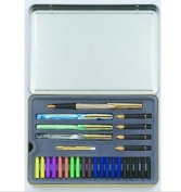 BEST PRICE Staedtler Calligraphy Pen Set, 33 Pieces, Student Drawing Painting