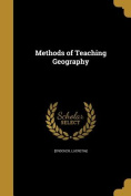 Methods of Teaching Geography