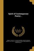 Spirit of Contemporary Poetry ..