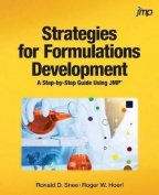 Strategies for Formulations Development