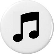 Beamed Musical Notes 5.7cm Bottle Opener w/ Keyring Musician Music
