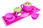 Tubby Table Tea! Activity Mat and Toys