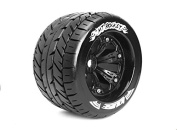 LOUISE MT-ROCKET 1/8 Scale Traxxas Style Bead 9.7cm Monster Truck SPORT Compound /