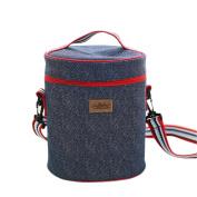 Ospard Insulation Lunch Bag Picnic Cooler Bag YDVB-004