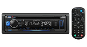 Kenwood KDC-MP365BT Car Single DIN In-Dash CD MP3 Stereo Receiver USB AUX Inputs Buit-in Bluetooth Dual Phone Connexion Hands-Free Calls Music Streaming iPod iPhone Control AM FM Radio Player