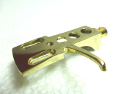 Gold Plated Phono Turntable Headshell For Technics & Other Turntables