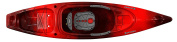 Perception Kayak Sound 10.5 Bs Red Tiger