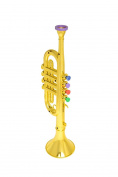 Bontempi Toy Trumpet Horn NEW Kids Musical Instrument Play