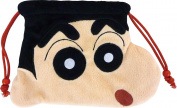 "Crayon Shin-chan ""Shin-chan Small Bag, Kinchaku"" KS-5518738SN"