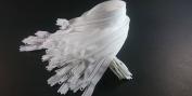 YKK #3 Skirt & Dress Zippers 36cm Closed Bottom Colour 501 White