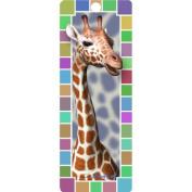Giraffe, 3-D Bookmark with Tassel