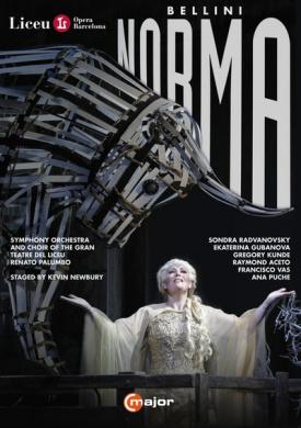 Norma: Gran Teatre Del Liceu (Palumbo)