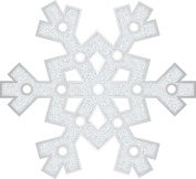 Heidi Swapp Marquee Christmas Plastic Snowflake Shapes