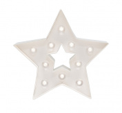 Heidi Swapp Marquee Christmas Paper Star Shapes