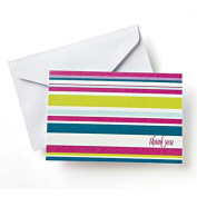 Thank You Cards: Striped
