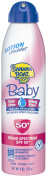 Banana Boat UltraMist Tear Free Baby Continuous Spray Sunscreen - SPF 50; 180ml
