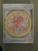 "Precious Moments ""Love One Another"" Nursery Wall Clock"