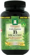 Emerald Laboratories - B Healthy - with L-5 Methyltetrahydrofolate Coenzymated Folic Acid - 120 Vegetable Capsules