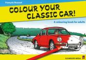 Colour Your Classic Car!