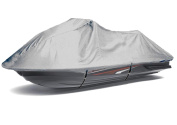Silver Jet Ski PWC Cover fits Sea Doo Spark 2up 900 ACE 2014 2015 2016