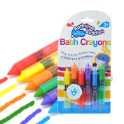 Crayons Toddler Washable Bathtime Safety Fun Play Educational Kids Toy