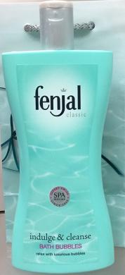 Fenjal Bath Bubbles 400ml