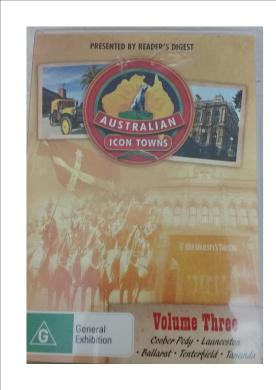 Australian Icon Towns : Volume Three