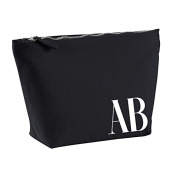 Personalised Make Up Accessory Bag 2 INITIALS The perfect Gift for any occasion, Christmas and Birthdays