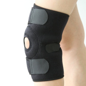 XHIVAR Breathable Neoprene Knee Support Brace,Adjustable Size
