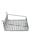 Small Basket to Fit Mesh/Gridwall