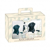Tea Time Gift Set - Black Labrador