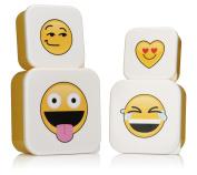 Get Emojinal Emoji Stackable Lunch-boxes