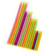 6PCS 3 Sizes Seal Stick Storage Chip Bag Fresh Food Snack Clip Grip Coffee Random Colour