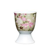Kitchen Craft - Porcelain Egg Cup - Floral Meadow