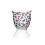 Kitchen Craft - Porcelain Egg Cup - Floral Daisy