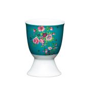 Kitchen Craft - Porcelain Egg Cup - Floral Rose