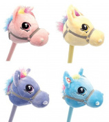 Rainbow Pony Hobby Horse with Sounds