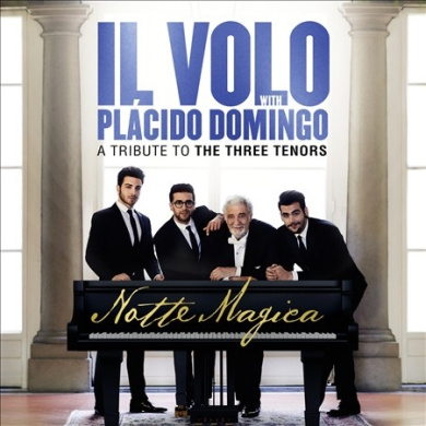 Notte Magica: Tribute to the 3 Tenors [Includes DVD]