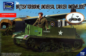 Riich Models RV35034 - Model Kit British Airborne Universal Carrier Mk. III Welbike MK. 2 Limited Edition