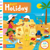 Busy Holiday [Board book]