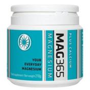 Mag365 210 g Magnesium Plus Calcium Supplement