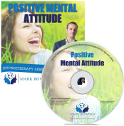 Positive Mental Attitude Hypnosis CD - Put Yourself in a More Optimistic State of Mind with the Power of Hypnotherapy